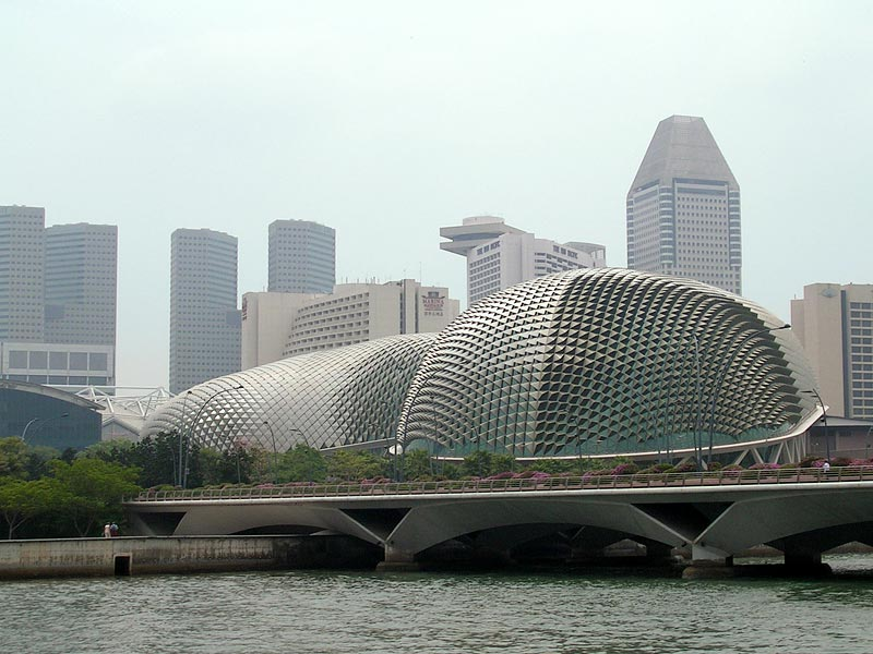 Esplanade – Theatres on the Bay, Singapore